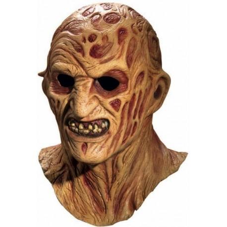 Masque Freddy Krueger Latex Deluxe Adulte