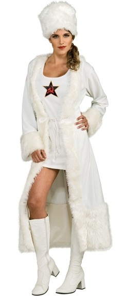 Le chemisier russe paen - Costume Russe