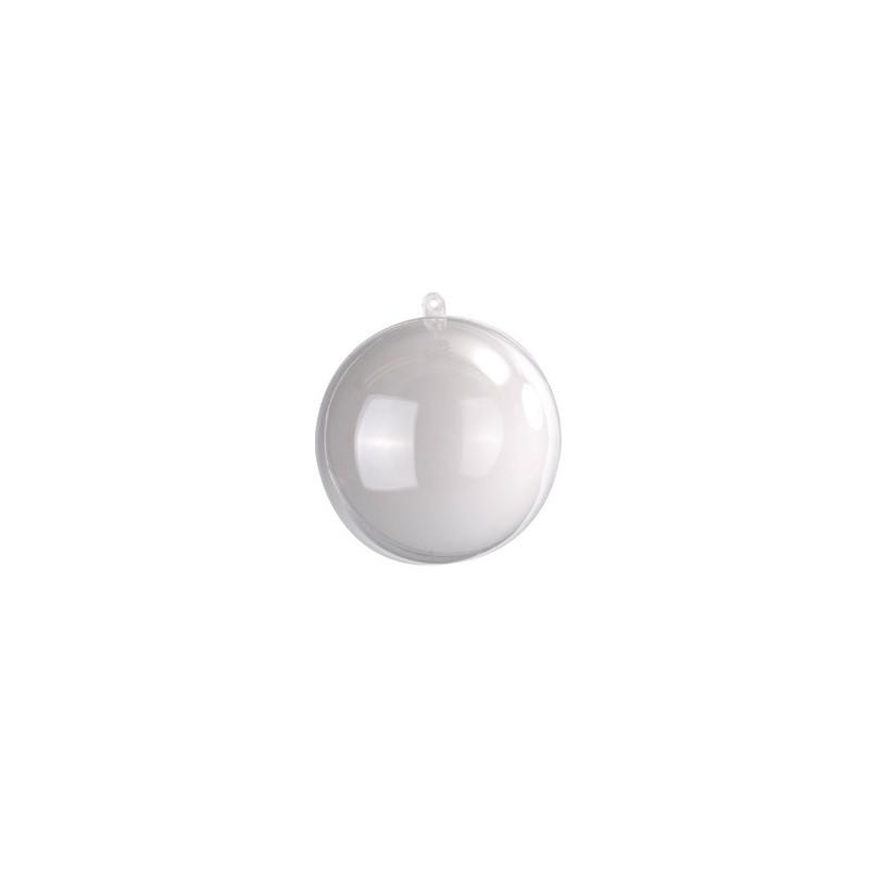 boule transparente couleur 5 cm boule plexi boule plastique. Black Bedroom Furniture Sets. Home Design Ideas