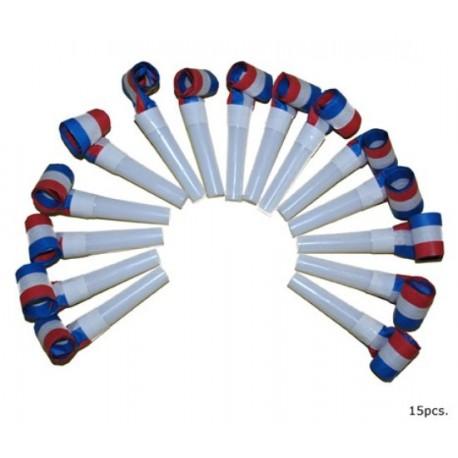 Sans gene bleu blanc rouge les 15 Cotillons de Fete