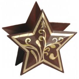 Porte Nom Etoiles Arabesque