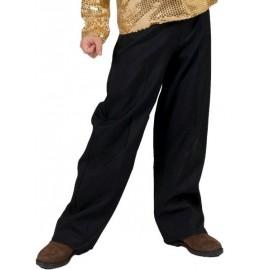 Deguisement pantalon noir enfant garcon