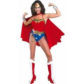 Déguisement Wonder Woman Adulte Sexy Femme