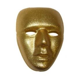 Masque Or Pailleté Masque Vénitien Adulte