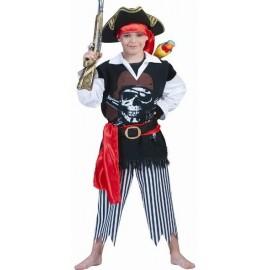 Déguisement Pirate Sailor Deluxe Enfant Garçon
