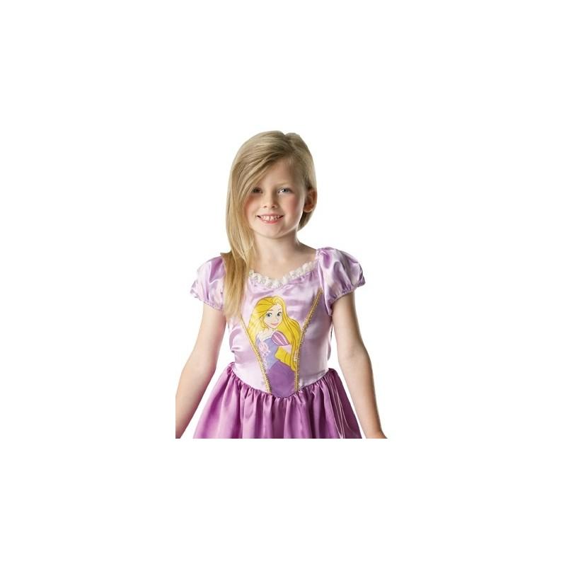 D guisement raiponce disney rapunzel classic enfant - Deguisement disney enfant ...