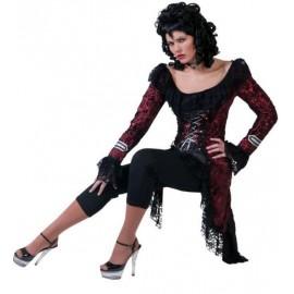 Deguisement baroque vampire femme