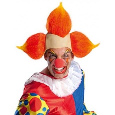Perruque Clown de l Enfer Evil clown Deluxe Adulte et Ados