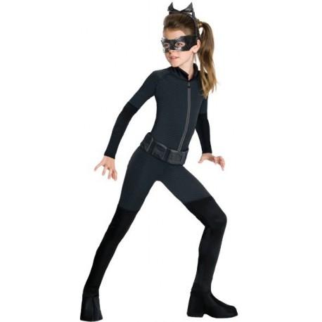 Déguisement Catwoman Enfant (Batman Dark Knight Rises)