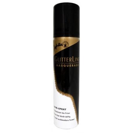 Laque à cheveux Paillettes Argent GlitterLine 100 ml