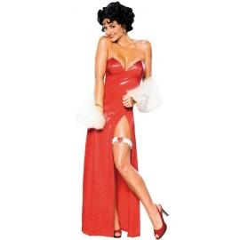 Déguisement Betty Boop Starlette Femme