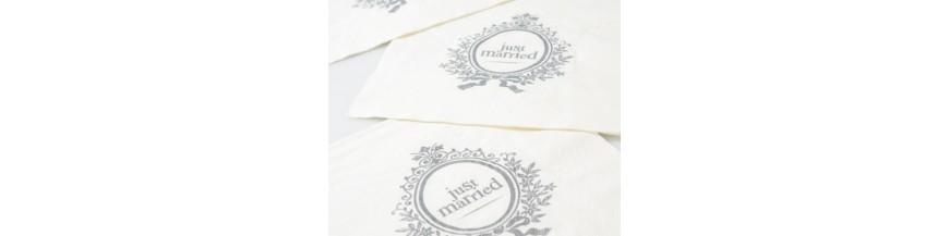 Serviette de table papier