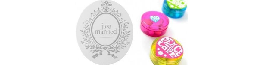 Etiquettes, Sticker mariage