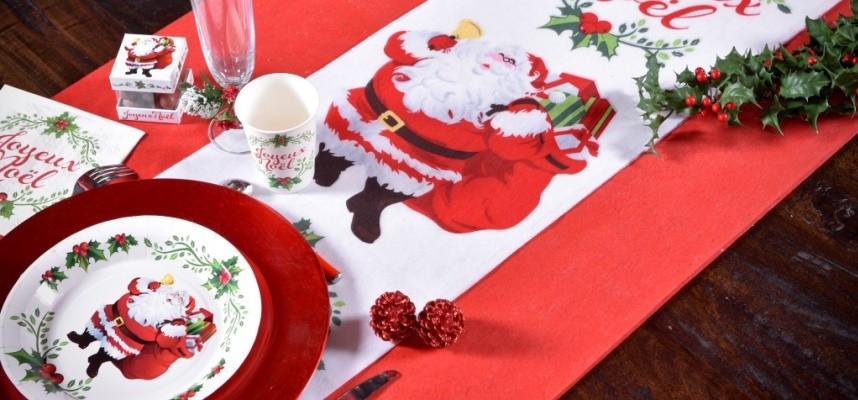 Décoration de Noël & déco de table de Noël