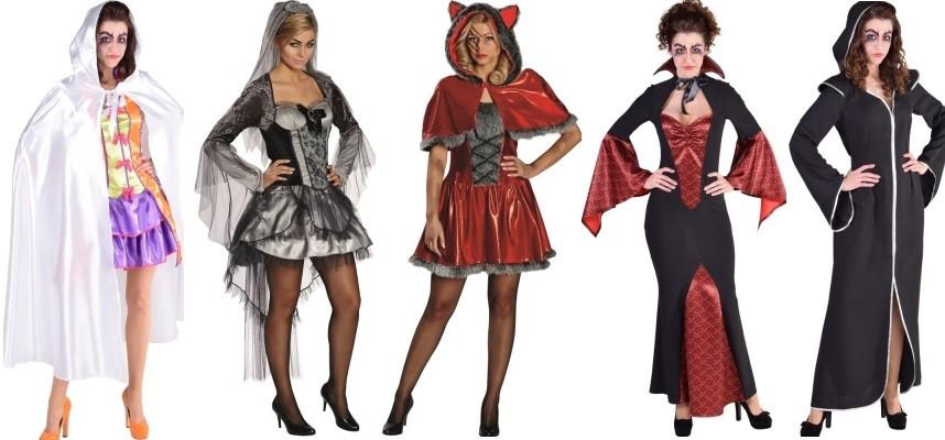 Déguisements Halloween femme