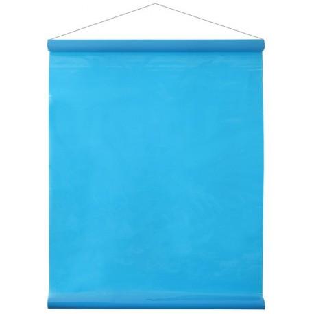 Tenture de salle turquoise brillant mat tenture decorative