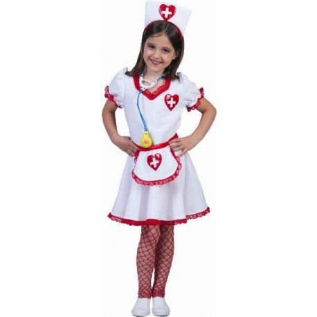 Déguisement infirmière fille