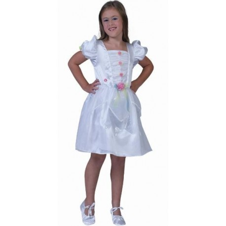 Deguisement Princesse Blanche Light Princess Enfant