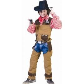 Déguisement Cowboy Matt Enfant Garçon
