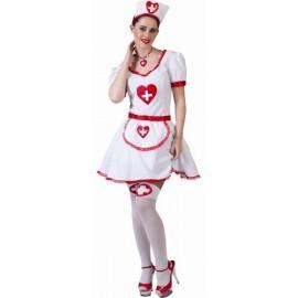 Déguisement Infirmière Nurse Glamour Femme