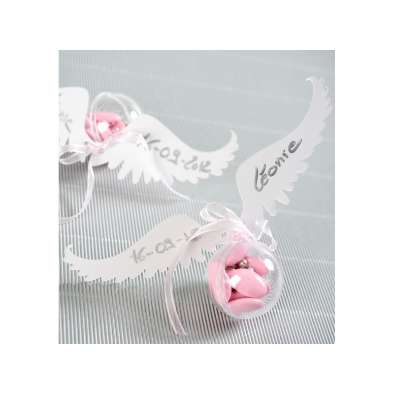 Ange Blanc Decoratif