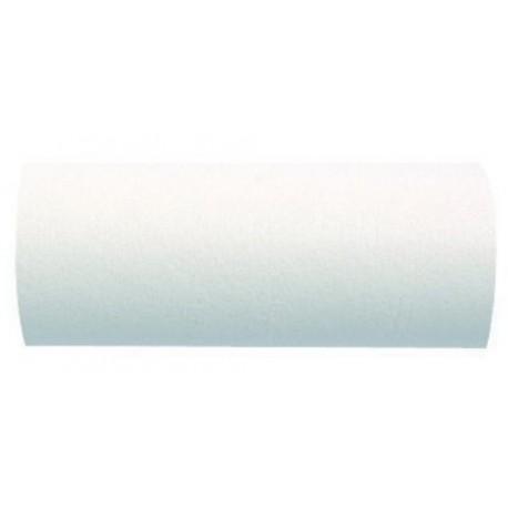 Ruban Large Intisse Uni Blanc