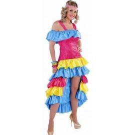 Costume de Deguisement Bresilienne Femme Deluxe