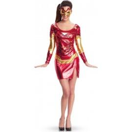 Déguisement Iron Man™ femme