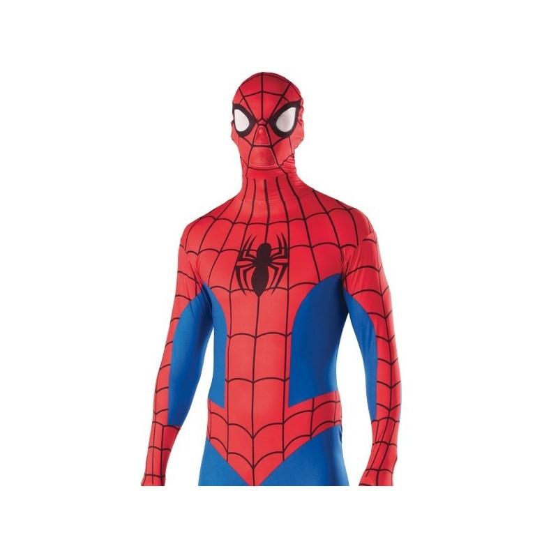d guisement spiderman adulte 2nd skin seconde peau spider sense. Black Bedroom Furniture Sets. Home Design Ideas