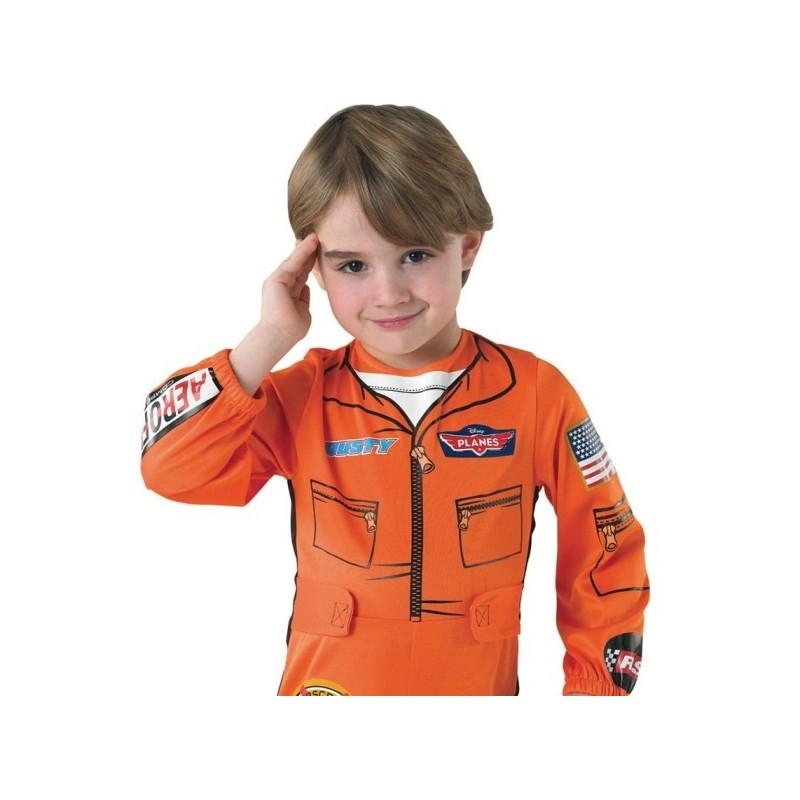 D guisement planes dusty disney cars luxe enfant - Deguisement disney enfant ...