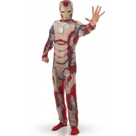 Déguisement Adulte Iron Man 3 Luxe Homme