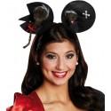 Serre Tête Horreur Mouse Oreilles de Souris Zombie Adulte