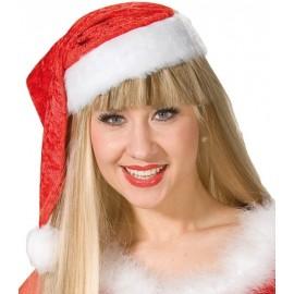 Bonnet de Noel Père noel et Mère noel adulte et enfant
