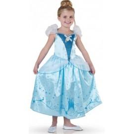 Déguisement Cendrillon Disney Princess Royale Luxe Enfant
