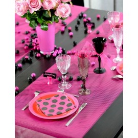Chemin de table tulle