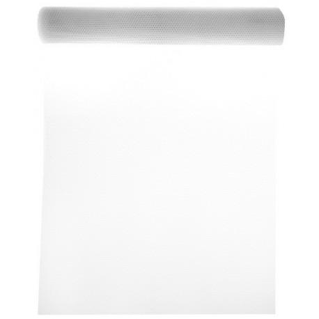 Chemin de table tulle blanc