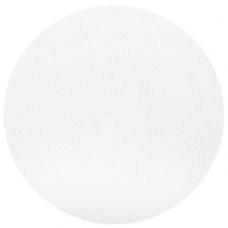 Rond Tulle à dragées blanc 24 cm les 10
