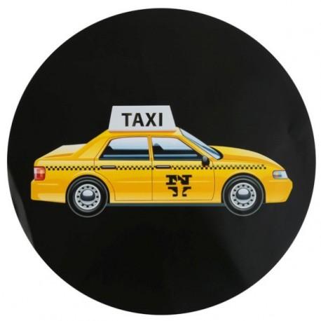 Sets de table New York Taxi 34 cm les 6
