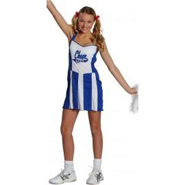 Déguisement cheerleader pompom girl ados et adulte femme