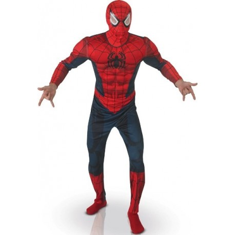 Déguisement Spiderman Luxe Adulte