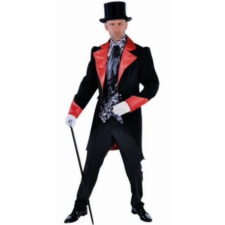 Déguisement vampire lord Halloween homme luxe