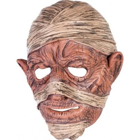 Masque momie adulte Halloween