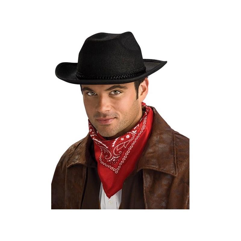 chapeau cowboy noir adulte chapeaux cowboy. Black Bedroom Furniture Sets. Home Design Ideas