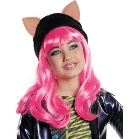 Perruque Howleen Wolf Monster High Fille