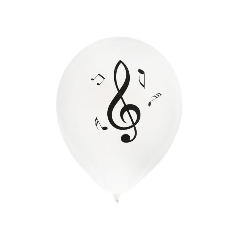 Note De Musique Blanche