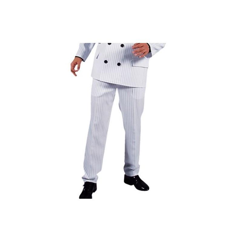 D guisement gangster blanc homme ann es 20 30 luxe - Costume homme annee 30 ...