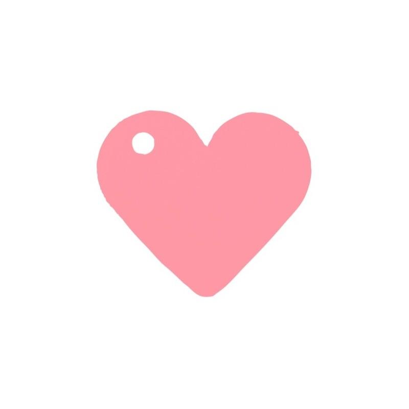 Favorit Marque place Coeur 4 cm les 10 WX26