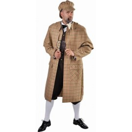 Déguisement Sherlock Holmes Homme Deluxe
