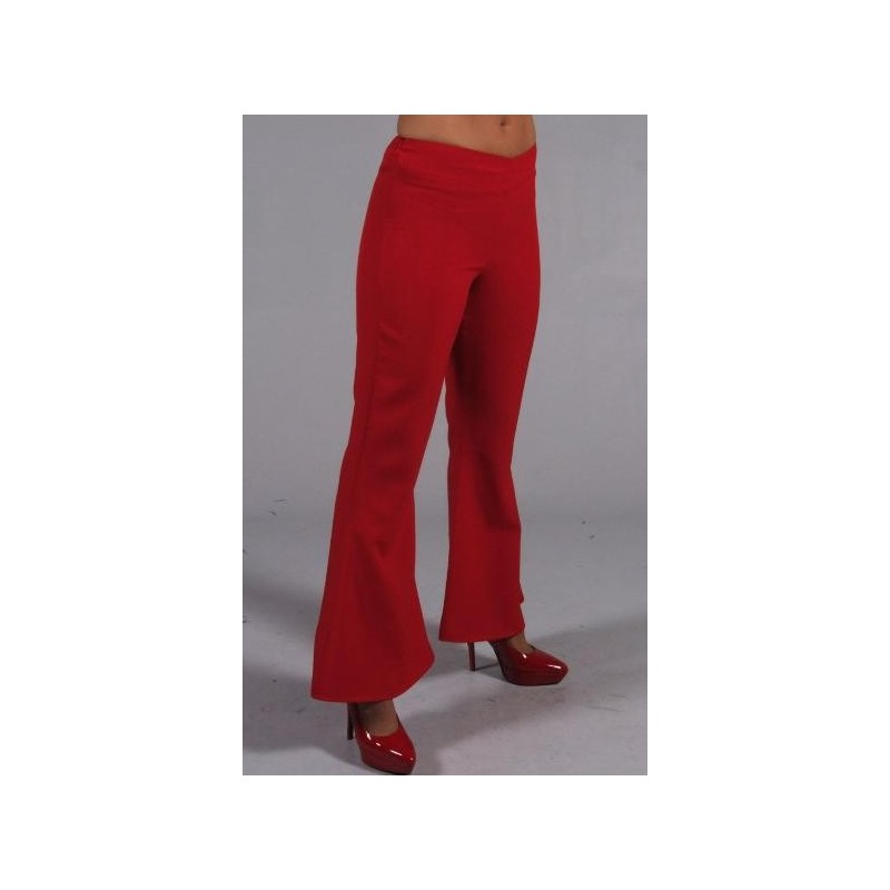 d guisement pantalon hippie rouge femme luxe. Black Bedroom Furniture Sets. Home Design Ideas
