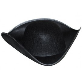 Chapeau pirate noir enfant